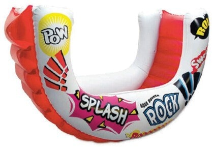 AQUA ROCKER Fun Float swimming pool spiele