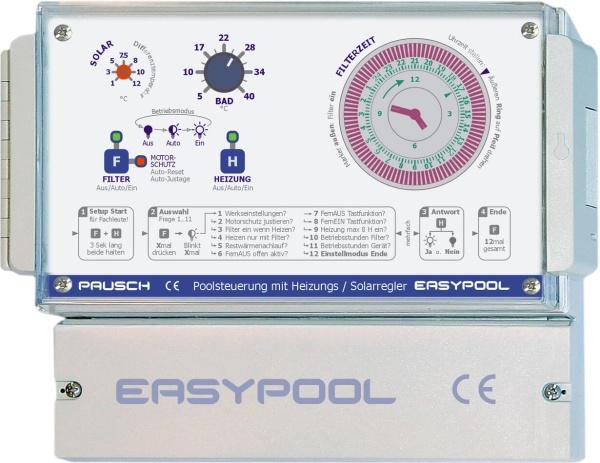 EasyPool Pausch Poolsteuerung