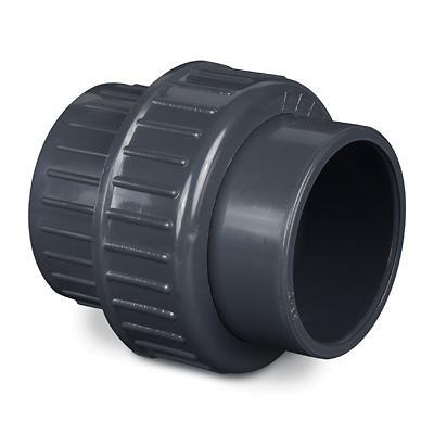 Kupplung mit O-Ring PVC