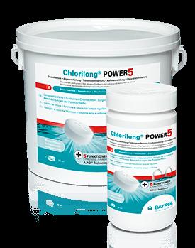 Chlorilong Power 5 Chlortabletten
