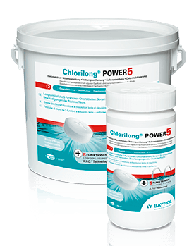 Chlorilong Power 5 Chlortabletten