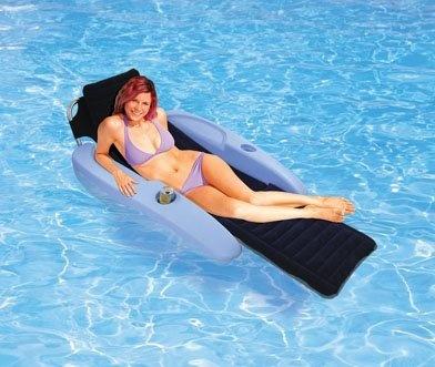 Schwimmsessel SANTORINI Swimmingpool