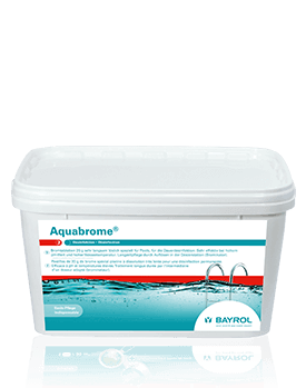 Aquabrom Poolwasserpflege