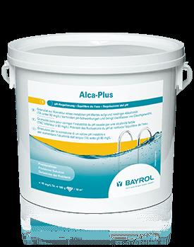 Alca-Plus Poolwasserpflege