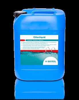 ChloriLiquid Chlor Shop Poolwasserpflege