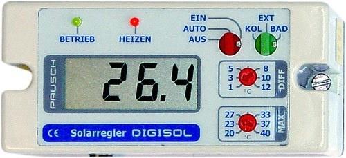 Solax + Digisol Pausch Solarregler