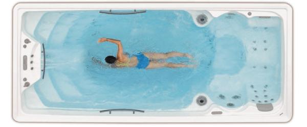 Aquavia SwimSpa Amazon Whirlpool